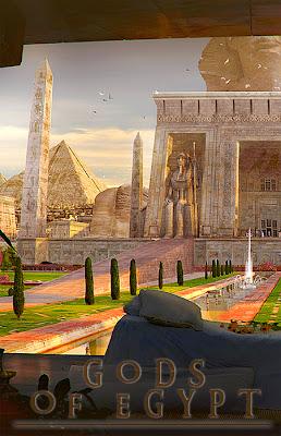 Gods Of Egypt Concept
