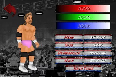 y2ksoftware Wrestling game