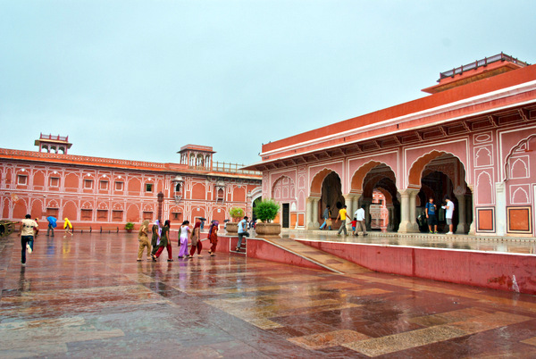 Palacio de la Ciudad (Jaipur, India)