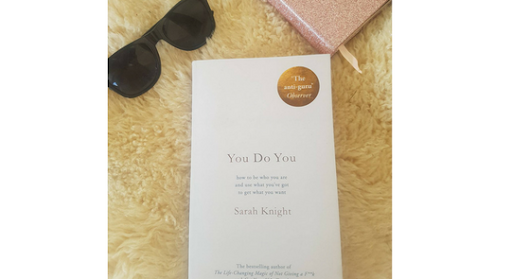 "Summer Book Club // ""You Do You"" by Sarah Knight"