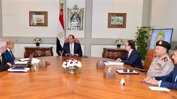 ننشر تفاصيل اجتماع السيسي مع وزير التربية والتعليم ورئاسة الوزراء
