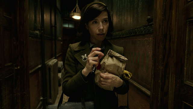 Sally Hawkins Guillermo del Toro | The Shape of Water