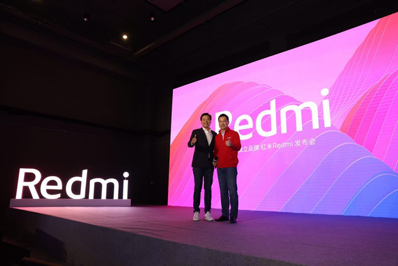 It's official! Xiaomi announced that Redmi is now an independent brand!