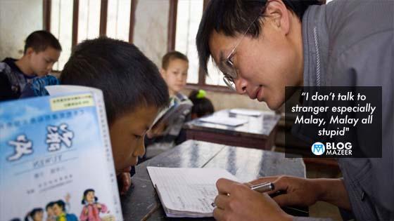 """""""Malay All Stupid"""" - Kata-Kata Yang Keluar Dari Mulut Seorang Budak Kecil Yang Buat Telinga Panas"""
