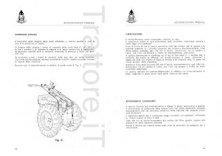 InfoTrattore.it: Motocoltivatore Pasquali 946 manuale