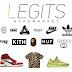 Legits oferece os melhores produtos hype do mercado e também abre espaço para vendedores