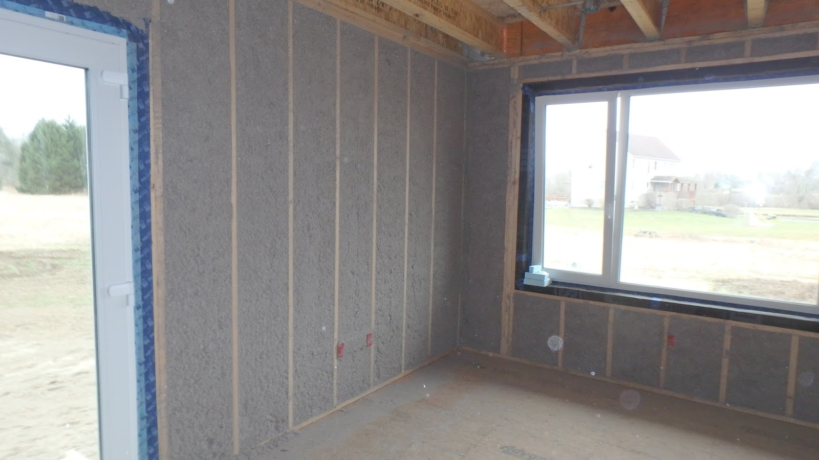 Well-liked Rochester Passive House: Ready for Drywall! RD72