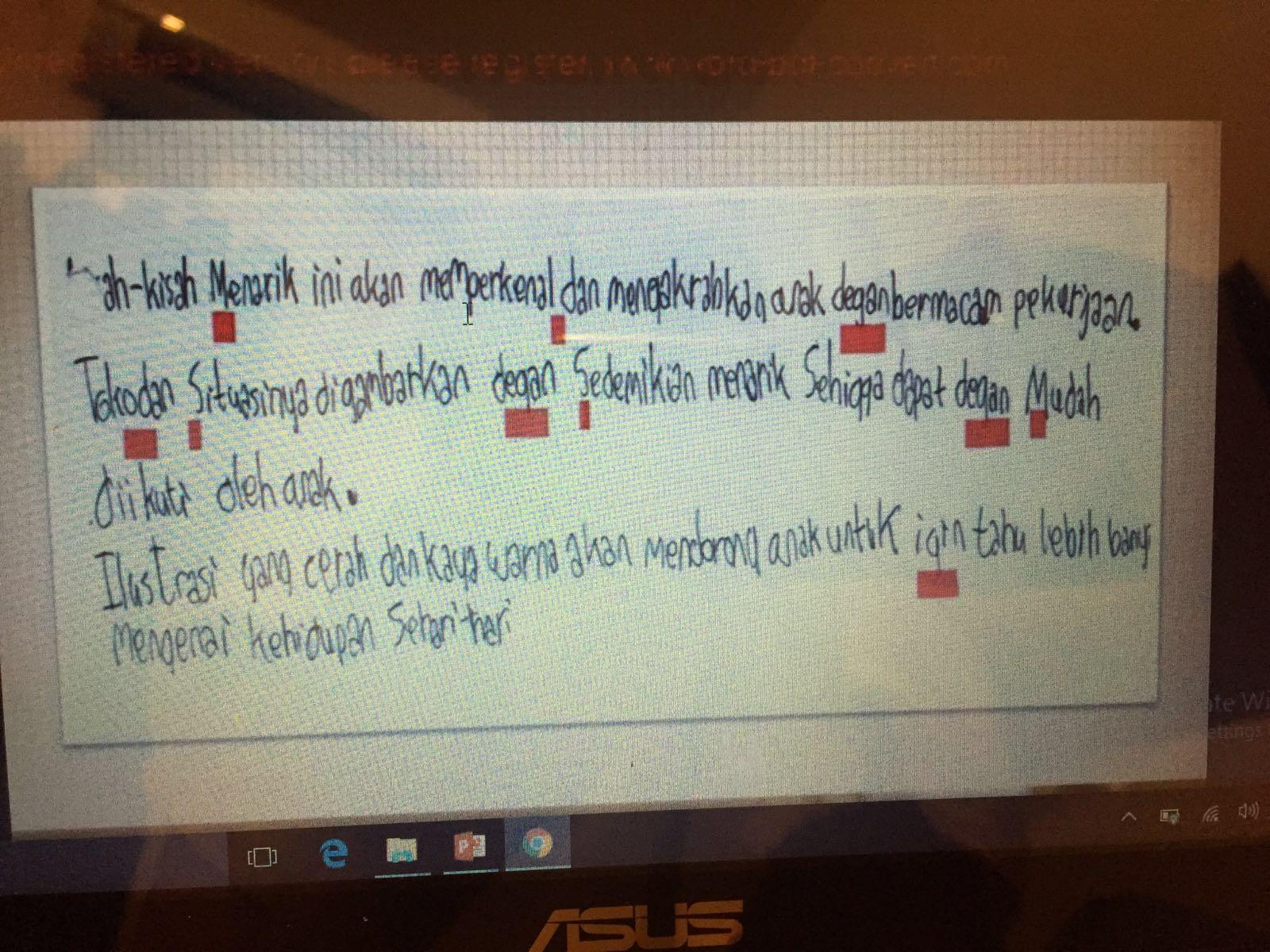 mulai melatih dg mengenalkan huruf suku kata lalu berlanjut dg 2 suku kata dst 🌼 menggunakan metode dikte 🌼 ajak anak utk membaca suatu wacana kmd