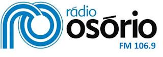 Rádio Osório FM 106.9 de Osório RS