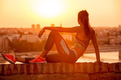 Πρωινή γυμναστική και αντίο λιγούρες