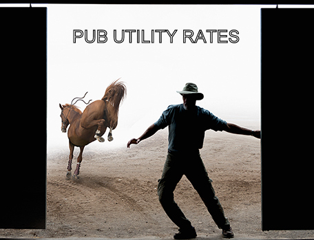 El Rrun Rrun Commissioners Queries Of Pub Rates A Mite Late