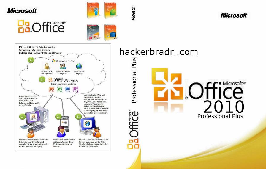Microsoft Office Professional Plus Volume 2010 Activation Key