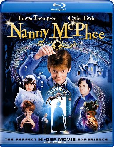 Nanny McPhee (2005) Hindi Dual Audio 720p BluRay x264 900MB ESub