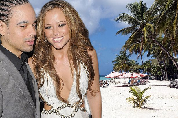 Inside Kimberley Walsh's Barbados wedding