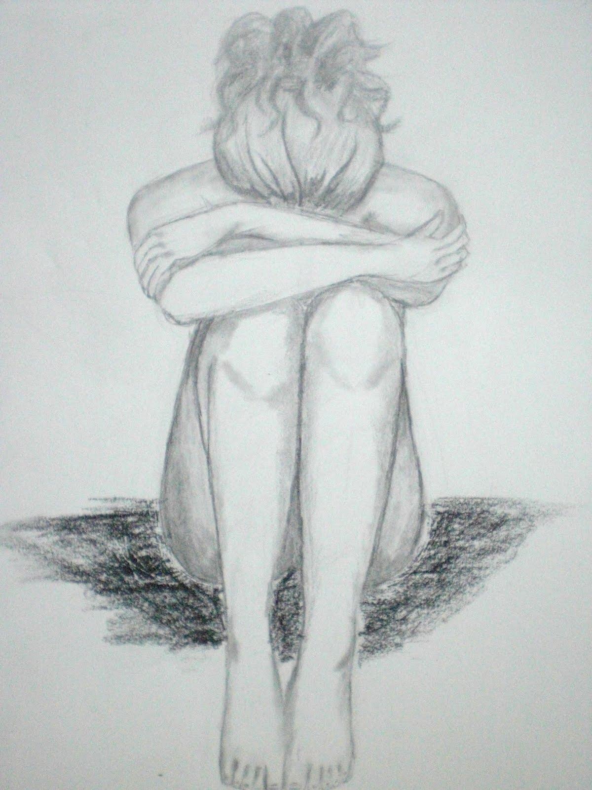 Скрапбукинг, картинки карандашом любовь тоска