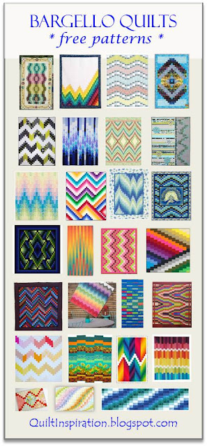Quilt Inspiration Free Pattern Day Bargello Quilts Enchanting Twisted Bargello Quilt Pattern Free