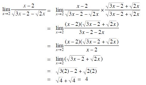 JAGOAN BELAJAR: contoh soal dan pembahasan tentang limit ...