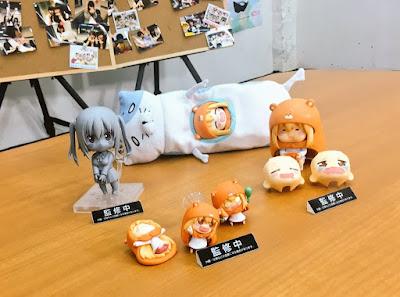 "Nendoroid para Ebina Nana de ""Himouto! Umaru-chan"" - Good Smile Company"