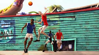 تحميل لعبة كرة قدم الشوارع للكمبيوتر بحجم صغير  fifa street 3 pc من ميديا فاير مجانا