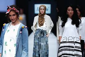 Fashion Wanita di Jakarta