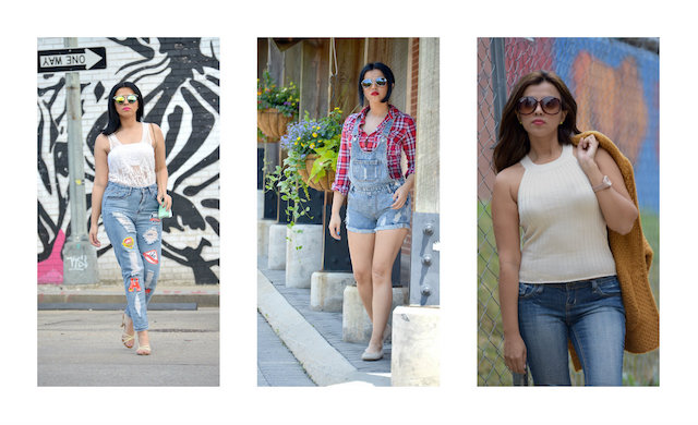 Wearing: Jeans/Vaqueros: SheIn Tshirt/Camisa: Aéropostale Top: LightInTheBox Tennis shoes: Polo Ralph Lauren