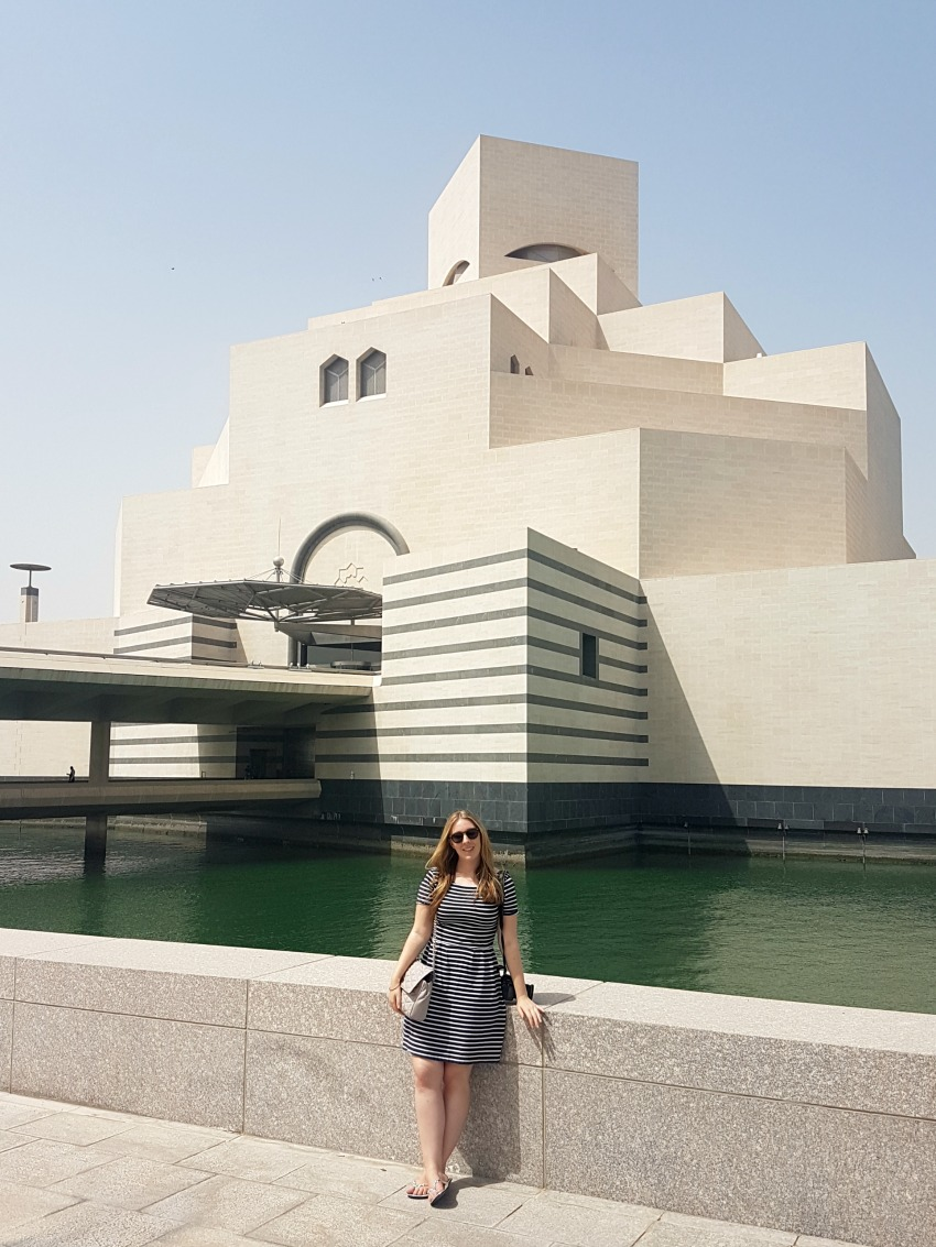 Islamic Museum of Art in Doha Qatar