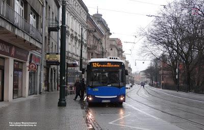 Jelcz M121M/4 CNG, MPK Kraków