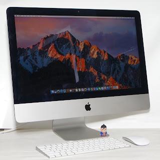 Apple iMac Core i5 21.5-Inch Late 2015 Second di Malang