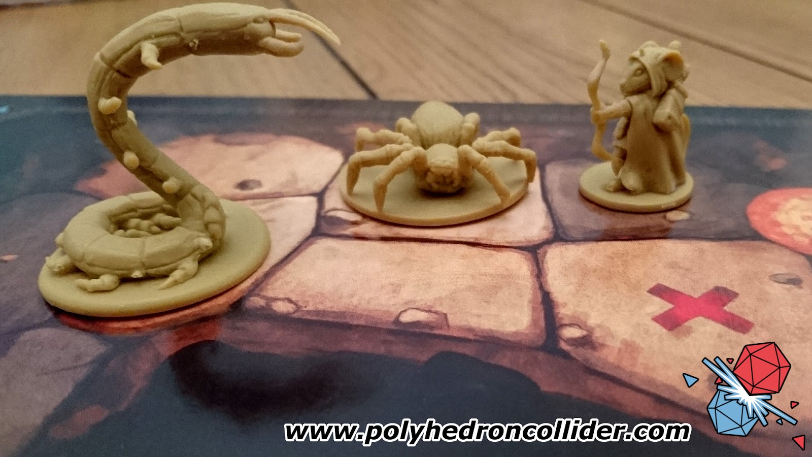 mice and mystics board game review miniatures