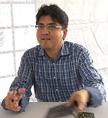 Sherman Alexie is Not the Indian You Anticipated