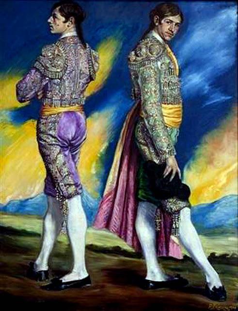 Benjamín Palencia, Maestros españoles del retrato, Retratos de Benjamín Palencia, Pintores Albaceteños, Pintor español, Pintor Benjamín Palencia, Pintores de Albacete, Pintores españoles