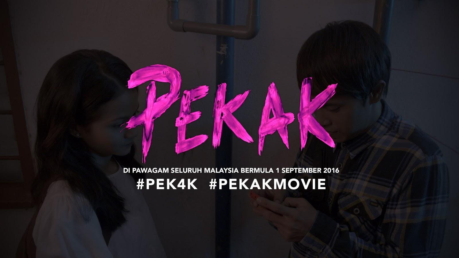 Kecoh Tindakan Brunei Tidak Luluskan Tayangan Filem PEKAK
