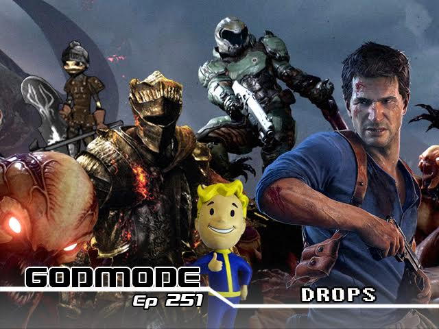 GODMODE 251 - DROPS