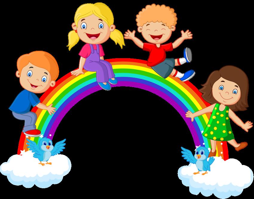 ForgetMeNot: rainbow children