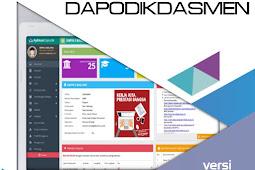 Rilis Aplikasi Dapodikdasmen versi 2019