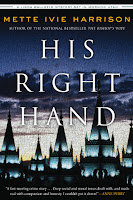 His Right Hand by Mette Ivie Harrison book cover and review