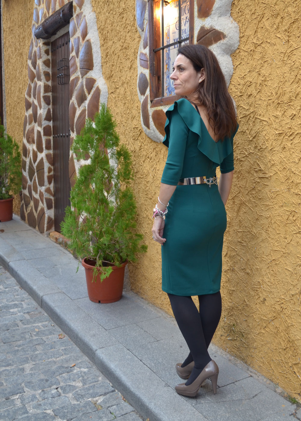 #58 Mais Total Look