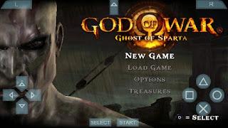 Screenshots God War Ghost Of Sparata