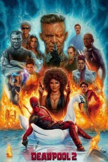 Watch Deadpool 2 Online Free in HD