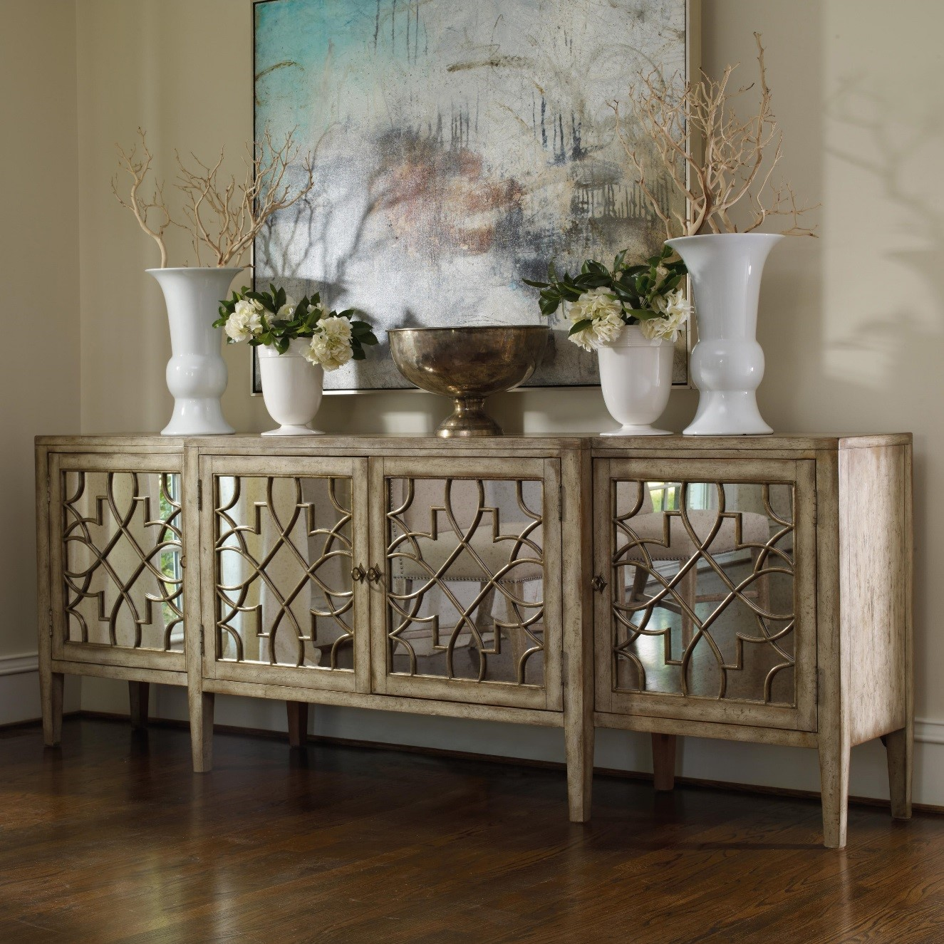 Hallway Console Cabinet Baers Custom Furniture Give Your Hallway A Fresh New Look With