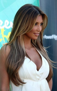 My Fashion World: Ombre Hairstyles : Never Go Out of The ...