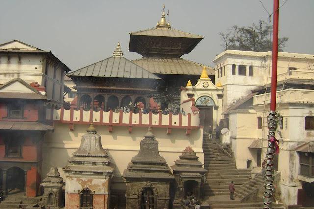 PASHUPATINATH TEMPLE (KATHMANDU, NEPAL)