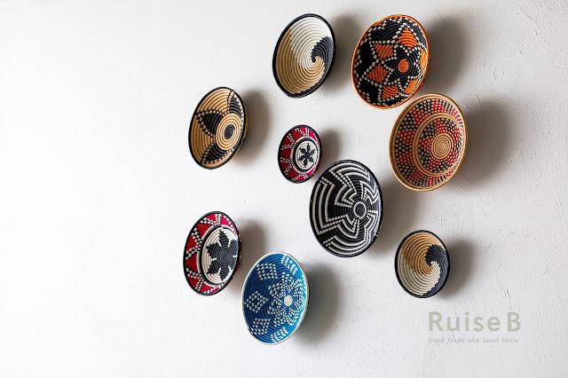 RuiseB「ルイズビィ」:ルワンダバスケット