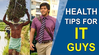 Health Tips To Stay Healthy At Work/In The Office! | Tamil Health Tips