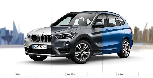 BMW X1 modello 2015-2016