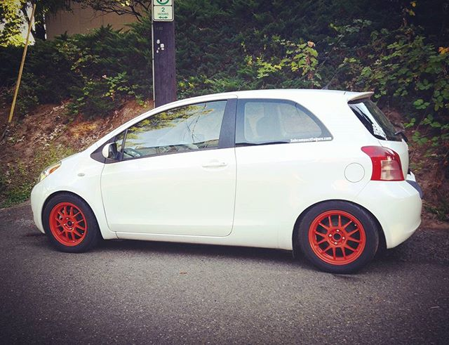 10 Years With A Toyota Yaris Subcompact Culture The Small Car Blog