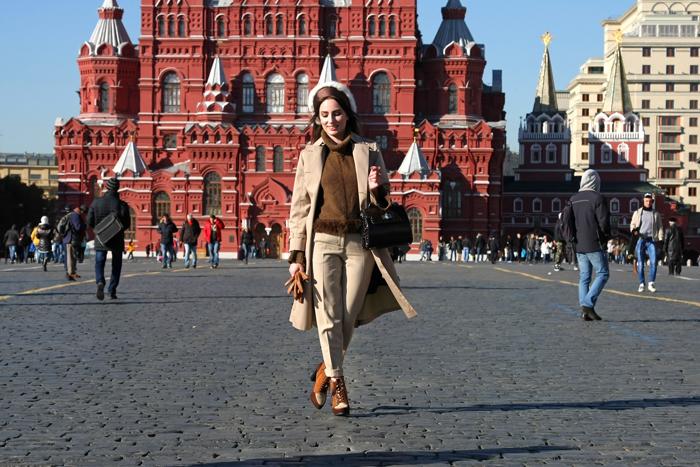 Veretteno | MBFW Russia Look 1