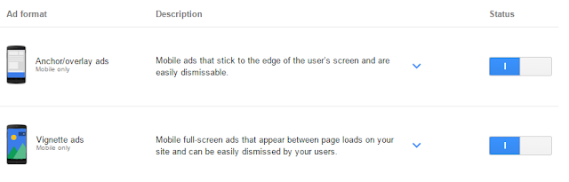 How to add Adsense: Page-level ads