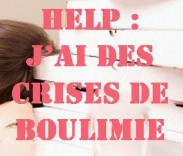 j'ai des crises de boulimie