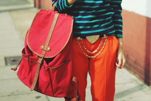 Trends Autumn/Winter 2012 / 2013: The Street in Leathers